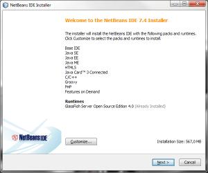 NetBeansInstaller